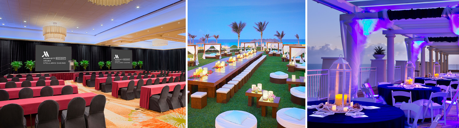Caribbean & Mexico Resorts | Paradise by Marriott | Meetings & Events